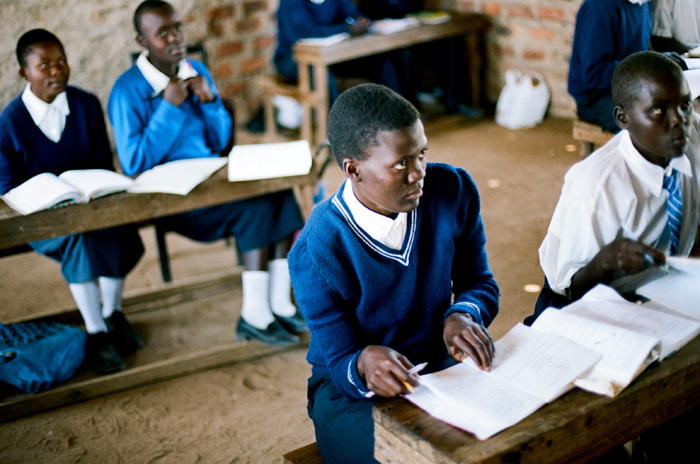 Image of School in Kenya