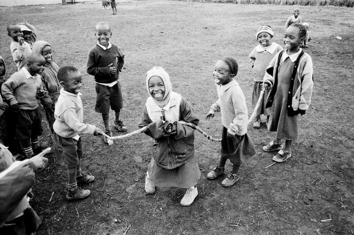 Image of Jump Rope in Kenya