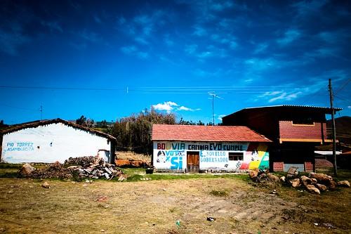 Colomi - Bolivia - WPCCC