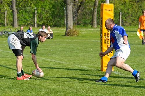 Rugby RL Fiddlers Green Jena vs. SG Stahl Hennigsdorf