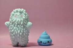 tree-poo (jestar*) Tags: pink cute toy miniature kawaii poo babybluetreeson