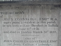 Rem 72 (Philip Snow) Tags: grave john constable