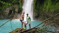 Rio Celeste - Volcan Tenorio National Park, Costa Rica