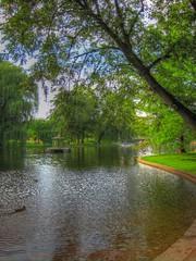 Boston Common Gardens HDR