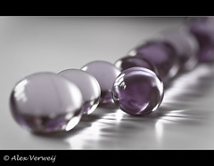Gel Balls... (Alex Verweij) Tags: light sun macro reflection water canon shine purple balls 100mm explore sunbeam gel almere reflectie 40d alexverweij mygearandmepremium mygearandmebronze mygearandmesilver