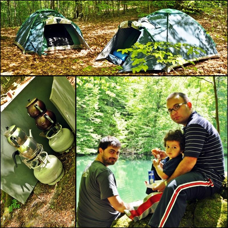 Yedigoller Kamp 1