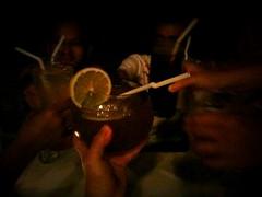 Drinks, Alang's Bar, Rawa