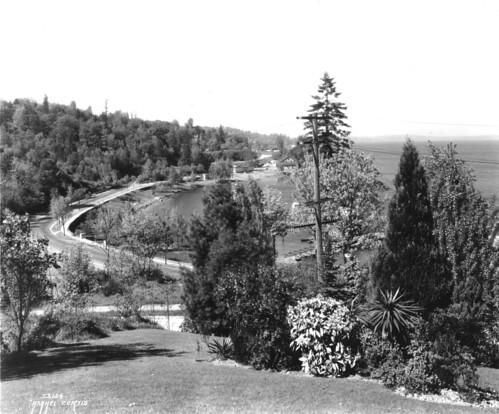 Mount Baker Park Boulevard, 1930