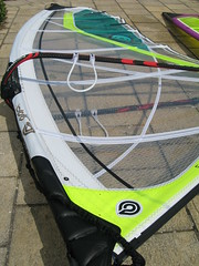 Brand New 2010 Goya FXR 5.9m2 Windsurf Sail