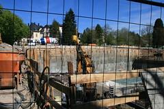 Baustelle Bahnhof (2) (kdwolf.de) Tags: hessen taunus rheinmain bad badsodenamtaunus soden