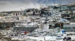 玉樹地震災區現場直擊 央視看不到的影像。阿旺維巴提供