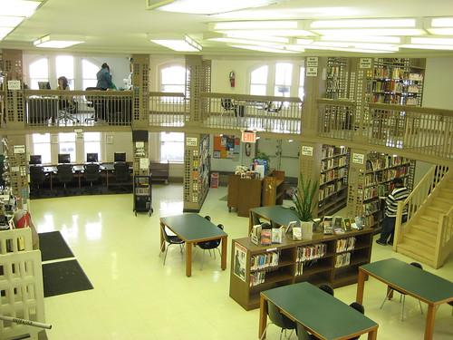 Flickriver: Brooklyn Public Library pool