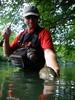 """Pêche de la truite à la mouche dans les Pyrénées © Lionel ARMAND • <a style=""""font-size:0.8em;"""" href=""""http://www.flickr.com/photos/49881551@N02/4583784254/"""" target=""""_blank"""">View on Flickr</a>"""