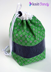 "Peek-a-boo Bag - ""Katie Jump Rope"""