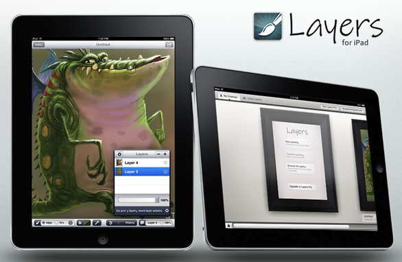 4586213290 9d3d80e165 o 40 Useful iPad Apps With Beautiful Interfaces