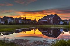 Hampton Roads After Sunset