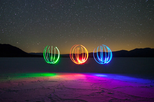 RGB UFOs