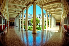 Getty Villa (Inner Peristyle)  [Explored]