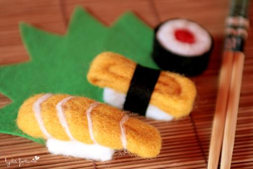 Sushi por ti.
