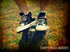 I ♥ My Photog Students! (Jen R {Sparrow's Heart Photography}) Tags: converse chucks happybenchmonday