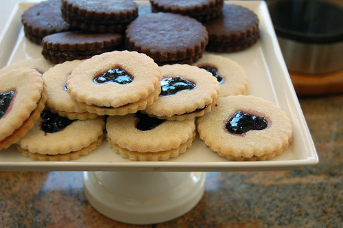 tea cookies