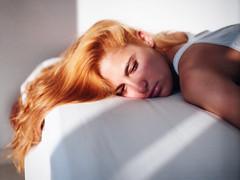 (Ana Cuba) Tags: portraits bed pentax maria 6x7