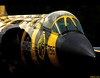 Zipper (~Clubber~) Tags: canada heritage museum hamilton zipper airforce tigerstripes interceptor rcaf supersonic f104 starfighter canadianforces