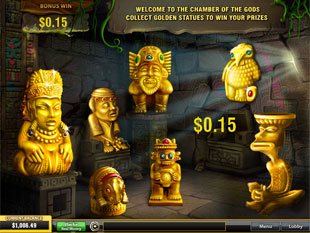 free Azteca Slots bonus game