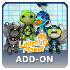 LBP More Animals pack