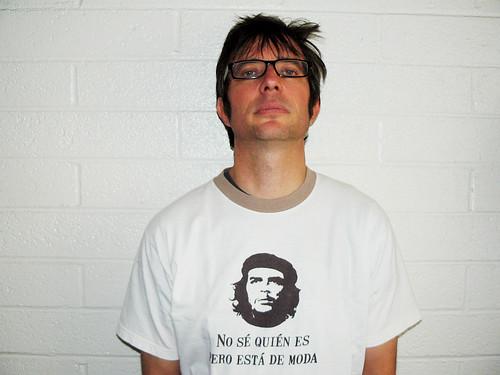 Camiseta del Gringo