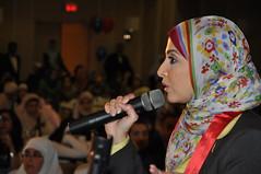 Hanan Turk's Emotional Speech
