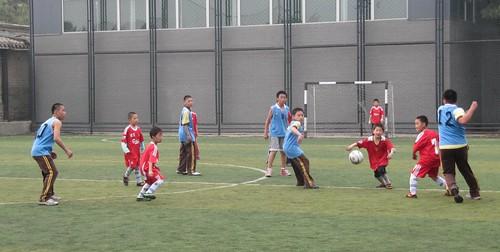 Soccer Beijing