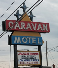 Caravan Motel (Storybook Ranch) Tags: motel