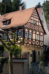 Fachwerkhaus, Mainberg (palladio1580) Tags: dorf schweinfurt fachwerk unterfranken mainberg