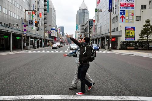 De paseo por Niigata