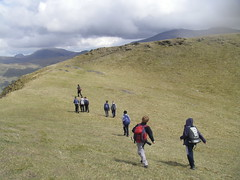 Calday Grammar School, Mountain Walking