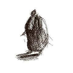 sketch No. 0065 (Valdas M.) Tags: old friends blackandwhite bird love sketch blackwhite noiretblanc silhouettes characters blancinegre digitaldrawing enblancoynegro lifedance inbiancoenero sortoghvid svartochvitt svartoghvitt peopleshadow juodairbalta ernabl mustajavalge beltzaetazuria