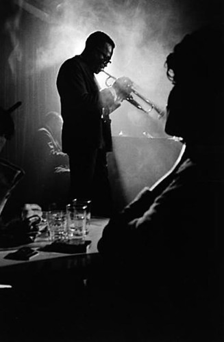Miles Davis by Dennis Stock (Magnum Photos), 1958