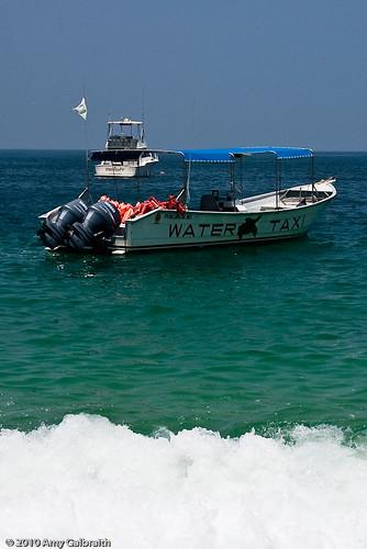 Water Taxi in Yelapa
