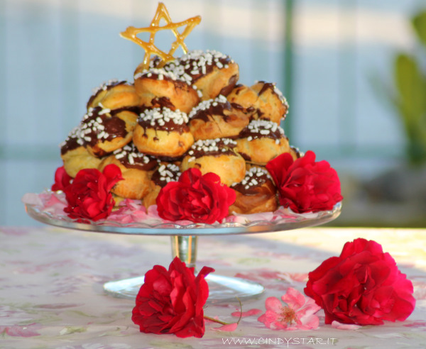 DB may 2010 - croquembouche