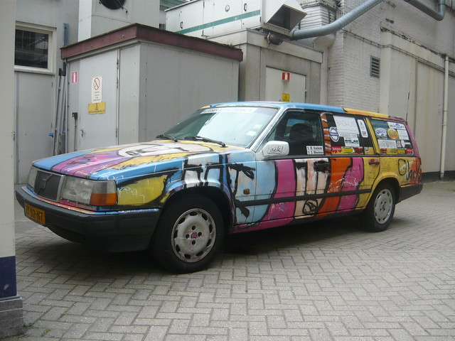 jack volvo 1991 td gl 940