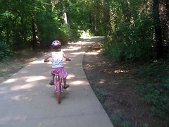 Sophie on the Greenway
