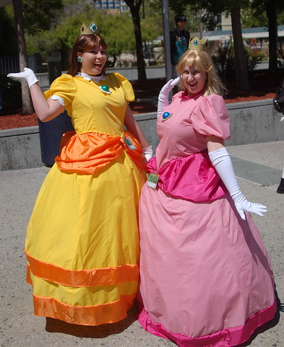 FanimeCon2010: princesses