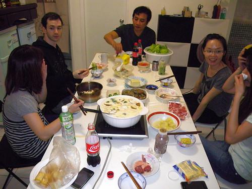 入厝家庭聚餐