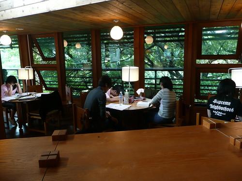 Hsin-Beitou Library
