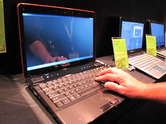 NVIDIA Optimus at Computex 2010 - Gateway EC39C