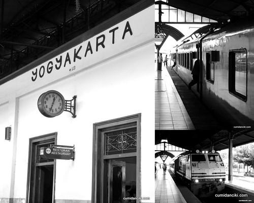 leaving Yogya for Bandung