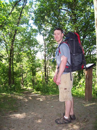 backpacker kyle
