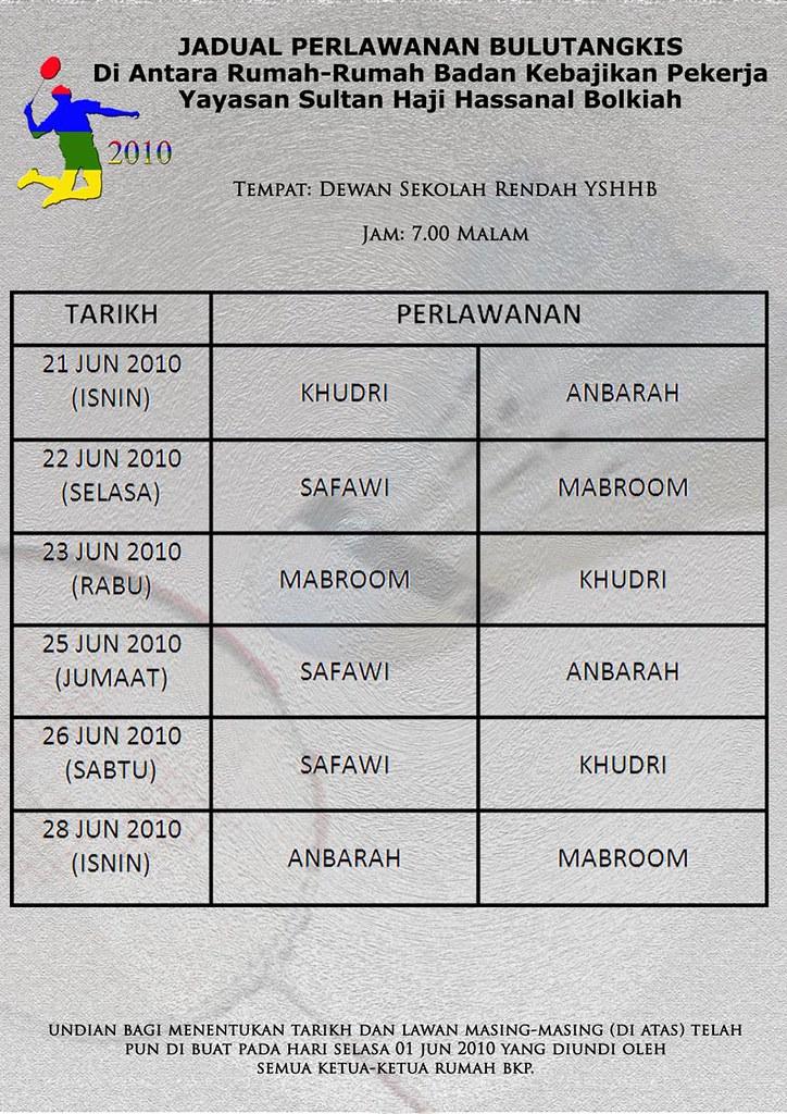 jadual badminton 2010 small
