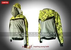 Parka/Jumper Batik